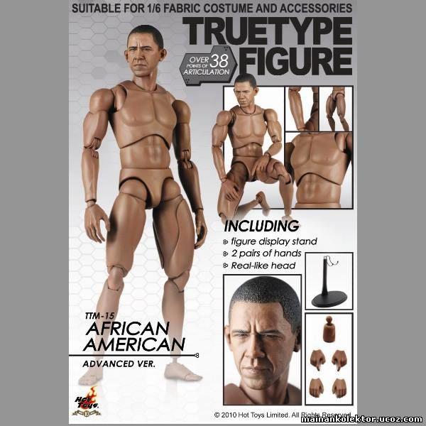 Hot Toys Truetype Body 93